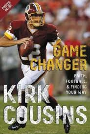 Cousins book, released last June, talks about God's plan leading him,