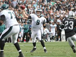 Foles shreds the Raiders D for 7 TD's on November 3rd