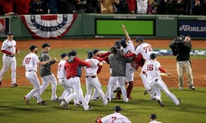 Boston Red Sox v St. Louis Cardinals, World Series MLB baseball, Game 6 at Fenway Park in Boston, Massachusetts, America - 30 Oct 2013