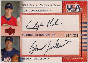 Kershaw Tolleson USA Dual Auto