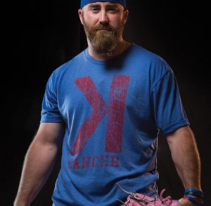 """Even in injury, God has been leading Motte to some great things, like starting the Jason Motte Foundation to """"Strike Out Cancer:"""