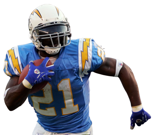 San Diego Chargers Division: LaDainian Tomlinson
