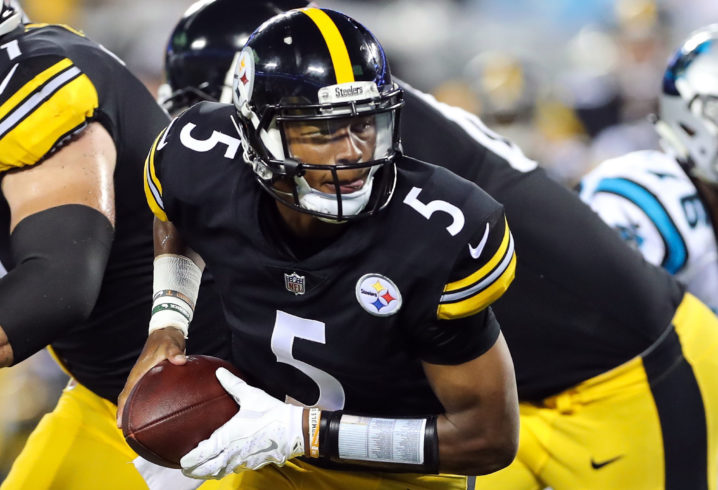 d50ed5646e1 It s Not Rocket Science – Josh Dobbs – QB – Pittsburgh Steelers ...